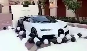 bugatti chiron dealership panda