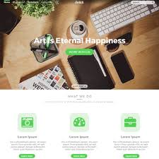 20 best free psd website templates 2017 colorlib