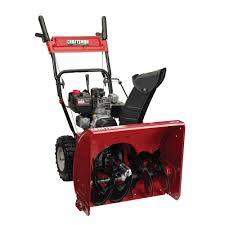 two craftsman craftsman 31as6bce799 5 5 hp 24 path two stage snowblower
