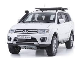 mitsubishi adventure 2015 pajero sport gets new bush gear iol motoring