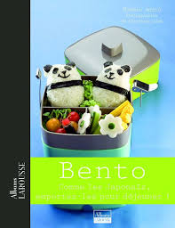 livre de cuisine japonaise bento comme les japonais le livre frenchbento