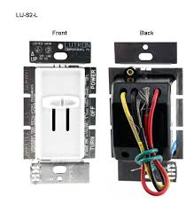 lutron skylark dimmers and light switch cableorganizer com