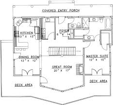 Country Style Open Floor Plans 27 Best Floor Plans Images On Pinterest House Floor Plans