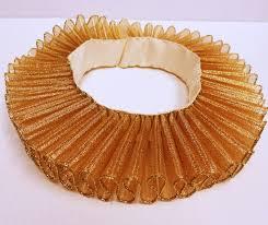 mardi gras collar etsy elizabethan collar costume gras renn faire theater
