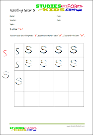 free kindergarten writing worksheets printables pdf letter a to z