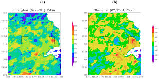 Shanghai China Map by Remote Sensing Free Full Text Satellite Observed Urbanization