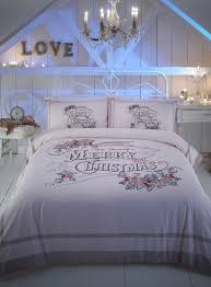 Bed Linen Sizes Uk - best 25 christmas bedding ideas on pinterest christmas bedroom