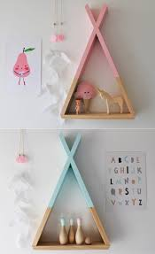 Wall Bookshelves For Nursery by 31 Unique Wall Shelves That Make Storage Look Beautiful