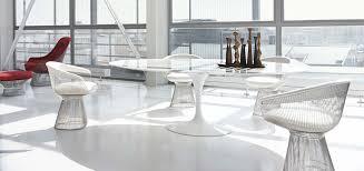 Saarinen Arm Chair Design Ideas Knollstudio Saarinen Dining Table Oval Eero Saarinen 1953 58