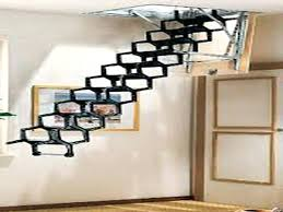 Retractable Stairs Design Creative Retractable Staircase Ideas Images Inspiring Retractable