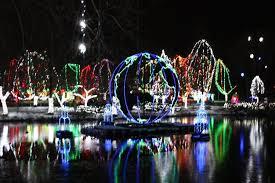 columbus zoo christmas lights columbus ohio zoo wildlights of christmas zoos and christmas lights