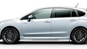 subaru sport hatchback subaru reveals impreza sport hybrid for japanese market