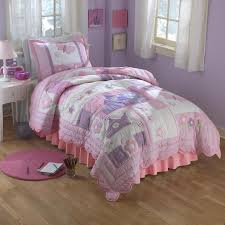 Home Design Bedding Girls Twin Bedspread Smoon Co