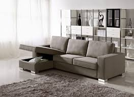 sofas marvelous gray leather sectional small reclining sectional
