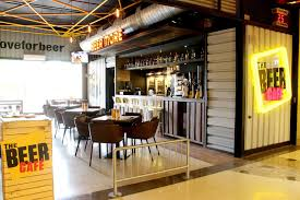 cafe interior design india rahul singh ceo founder the beer cafe stylerug