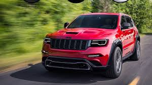 2016 Jeep Srt Hellcat Review Top Speed