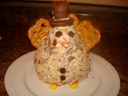 thanksgiving cheese ball my kind of turkey meanwhile back at the ranch u2026