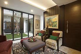 desain gapura ruang tamu wujudkan 8 desain interior ruang keluarga yang penuh