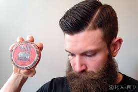 jax hair water based pomade five 10 options put to the test iron and tweed