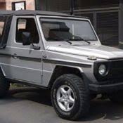mercedes 280 ge g wagen g wagon convertible g500 500ge 230ge 300gd 280ge cabrio