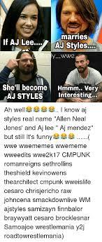 Aj Styles Memes - 25 best memes about aj lee aj lee memes