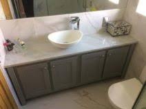 Grey Vanity Unit Grey Vanity Units Aspenn Furniture