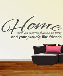 Sayings About Home by Design Home Quotes