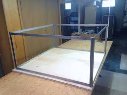 Glass For Table by Building The Top For Our Coffee Table Aka That U0027s Plywood
