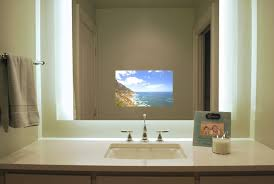 Bathroom Mirror With Tv by Accurate Audio Video Lake Tahoe Home Theater Experts