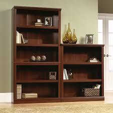 Sauder Heritage Hill Bookcase by Inspirational Sauder 5 Shelf Bookcase Cherry 27 On Ikea Billy