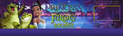 princess u0026 frog information