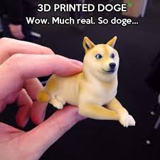 Cool Dog Meme - doge print the meta picture