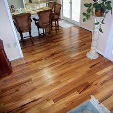 tigerwood koa hardwood floor unique wood floors for