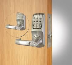 Mortise Locksets Cl5250 Mortise Lock 86 Prep Back To Back Codelocks Push Button