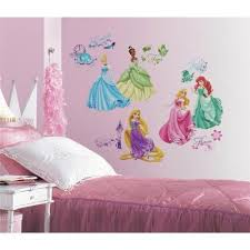 Disney Princess Room Decor Disney Princess Bedding Ebay