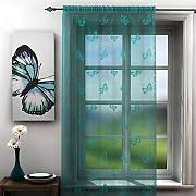 Butterfly Lace Curtains Buy Net Curtains Butterfly Online Lionshome