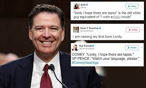 Meme Dictionary 2 400 Mo 0 35 0 02 28 Images Diaporama - twitter goes wild over comey s use of lordy in testimony daily