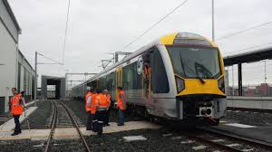 electric trains a lot cheaper to run greater auckland