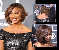 feathered sides on a short haircut black women and short hair short hairstyles 2016 2017 most