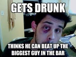 drunk meme guy