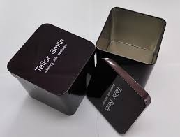 gift box for tie tailor smith high quality necktie box new design metal gift box