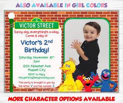 elmo and abby birthday invitations free printable invitation design