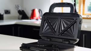 Breville Sandwich Toaster Vst041 Deep Fill Sandwich Toaster Review