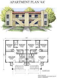 8 unit apartment building plans 4 unit apartment building plans apartment building plans 4 units