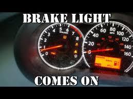 2009 nissan maxima vdc light brake light brake light comes on and off 2007 2012 nissan altima youtube