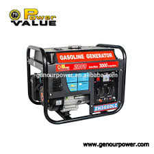power value gasoline gx160 5 5 hp engine 2 5 kva generator 5 5 kva