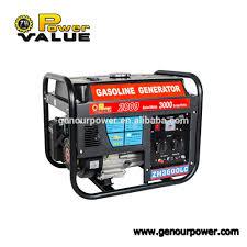 power value gasoline gx160 5 5 hp engine 2 5 kva generator 5 5 kva