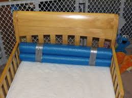 Toddler Bed Rails For Traveling Mama Frankenstein Diy Toddler Bed Bumper Tutorial