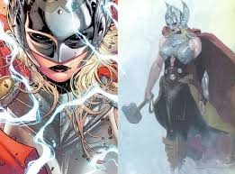 who made thor unworthy to hold his hammer original sin 7