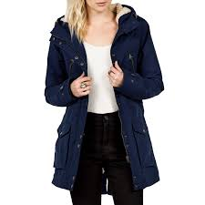 change your look with parka jackets